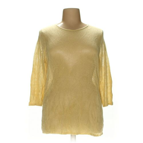 Chico's Shirt in size XL at up to 95% Off - Swap.com