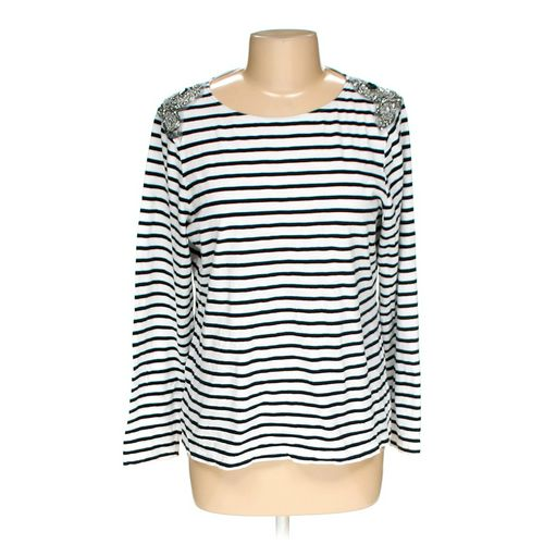 Chico's Shirt in size 12 at up to 95% Off - Swap.com