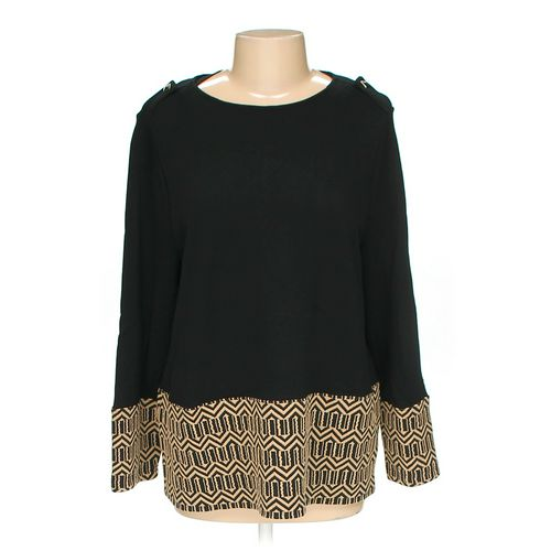 Chico's Shirt in size L at up to 95% Off - Swap.com
