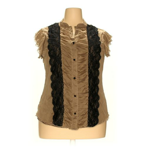 Cocomo Shirt in size 2X at up to 95% Off - Swap.com