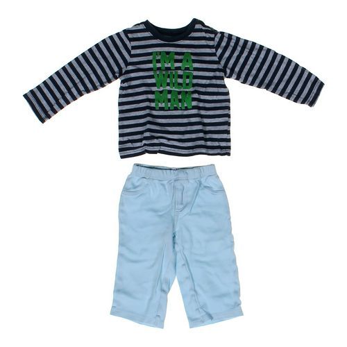 Child of Mine Shirt & Comfy Pants in size 24 mo at up to 95% Off - Swap.com