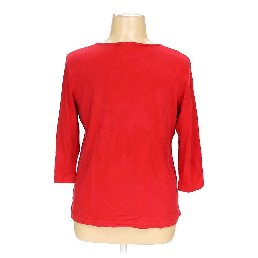 Red Coral Bay Shirt In Size Xl At Up To 95 Off Swap Com