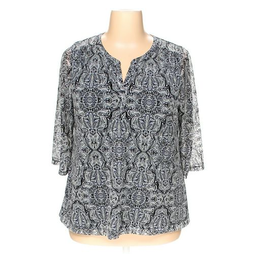Croft & Barrow Shirt in size 1X at up to 95% Off - Swap.com