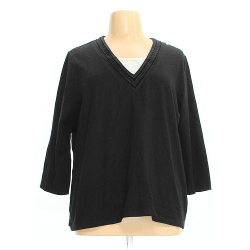 Croft & Barrow Shirt in size 2X at up to 95% Off - Swap.com