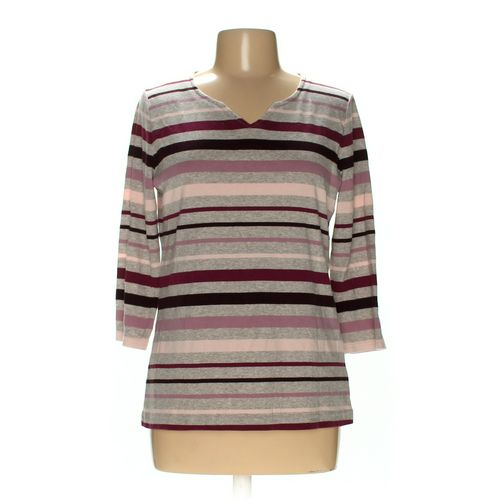 Croft & Barrow Shirt in size L at up to 95% Off - Swap.com