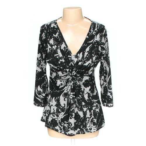 Daisy Fuentes Shirt in size L at up to 95% Off - Swap.com