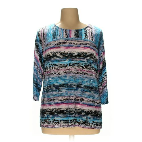 Dana Buchman Shirt in size XL at up to 95% Off - Swap.com