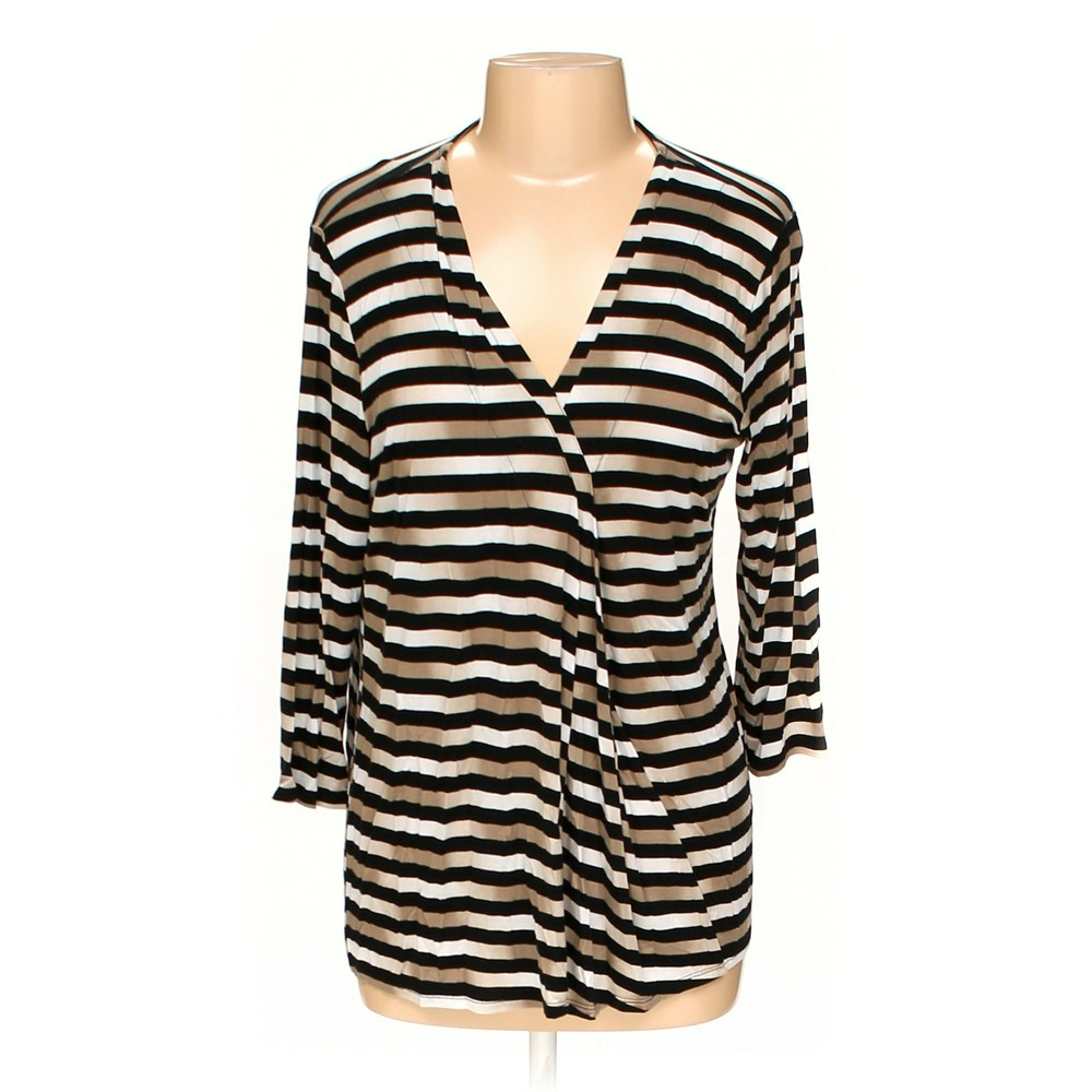 3f1dbcabfe3f3 Dana Buchman Shirt in size L at up to 95% Off - Swap.com
