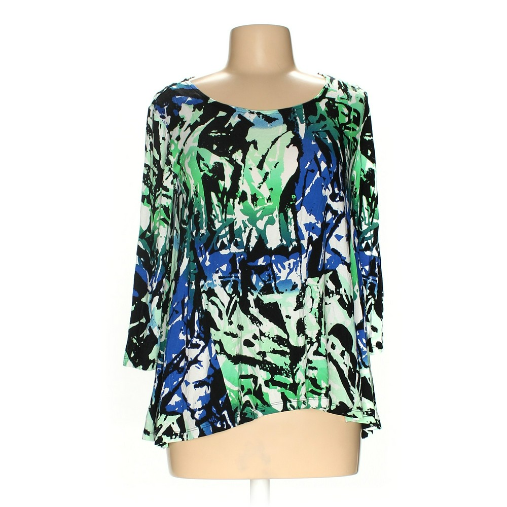 2522cd473808c1 Dana Buchman Shirt in size M at up to 95% Off - Swap.com