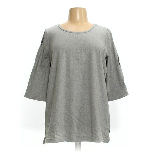 Denim & Co. Shirt in size 1X at up to 95% Off - Swap.com