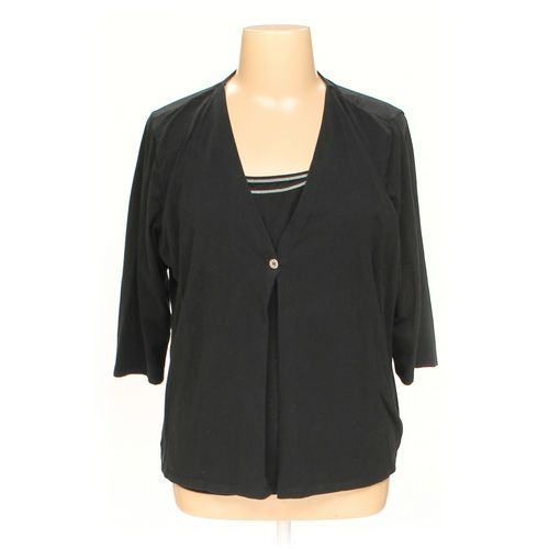 Denim & Co. Shirt in size XL at up to 95% Off - Swap.com