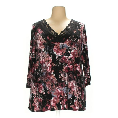 dressbarn Shirt in size 2X at up to 95% Off - Swap.com