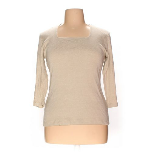 dressbarn Shirt in size XL at up to 95% Off - Swap.com