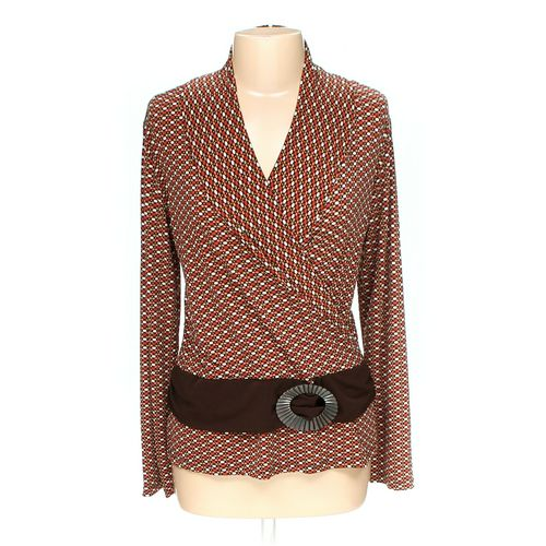 dressbarn Shirt in size L at up to 95% Off - Swap.com