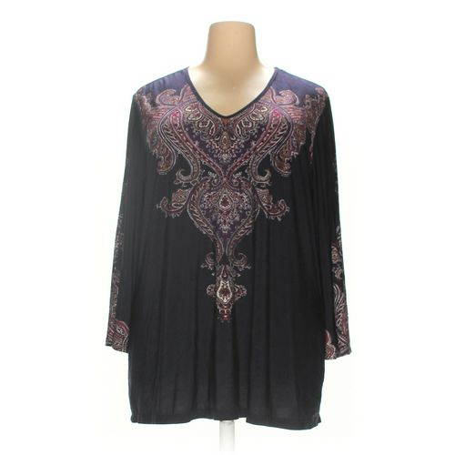 Effortless Style by Citiknits Shirt in size 2X at up to 95% Off - Swap.com