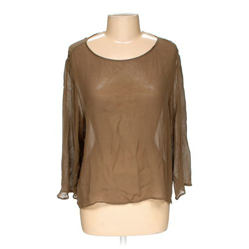 EILEEN FISHER Shirt in size L at up to 95% Off - Swap.com