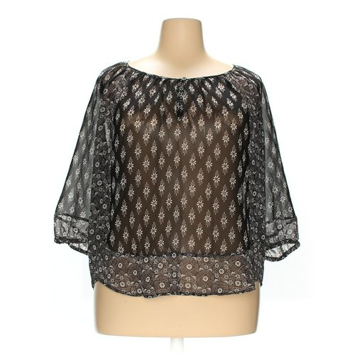 ELLE Shirt in size XL at up to 95% Off - Swap.com