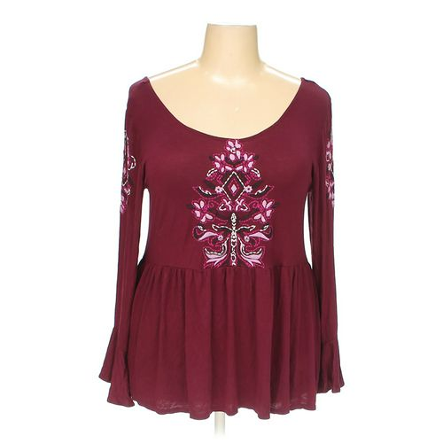 Eyeshadow Shirt in size 1X at up to 95% Off - Swap.com