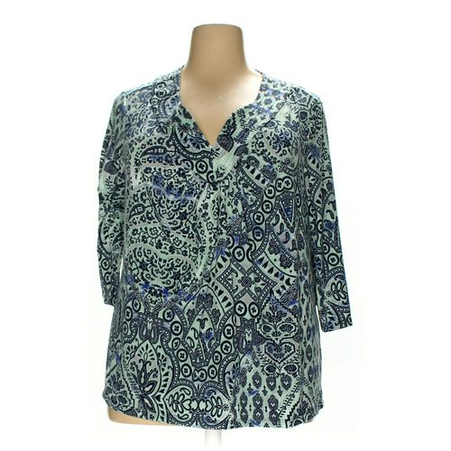 Faded Glory Shirt in size 3X at up to 95% Off - Swap.com