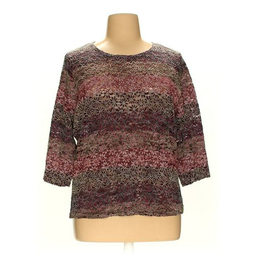Fashion Bug Shirt in size 22 at up to 95% Off - Swap.com