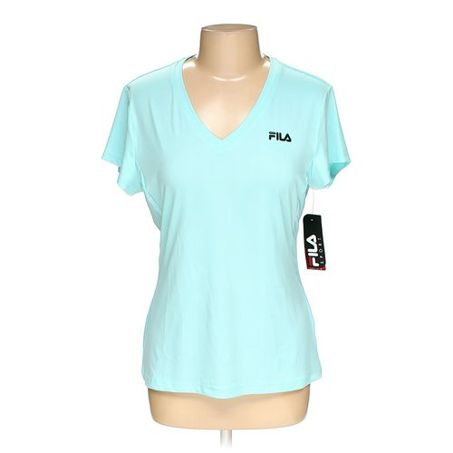 FILA Shirt in size L at up to 95% Off - Swap.com
