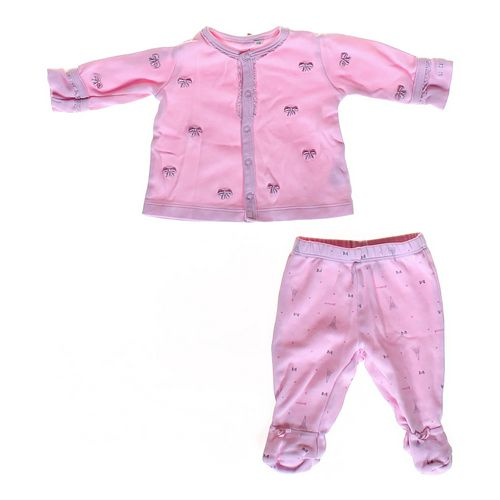 Petit Lem Shirt & Footed Pants Set in size NB at up to 95% Off - Swap.com