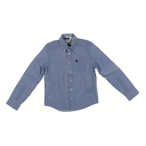 Abercrombie Kids Shirt in size 8 at up to 95% Off - Swap.com