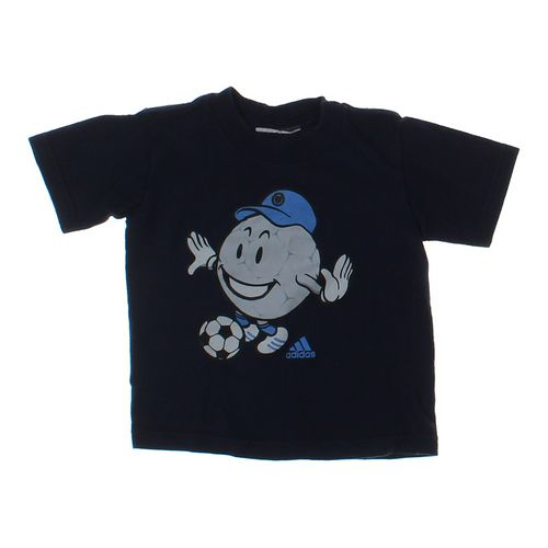 Adidas Shirt in size 2/2T at up to 95% Off - Swap.com
