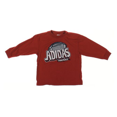 Adidas Shirt in size 4/4T at up to 95% Off - Swap.com