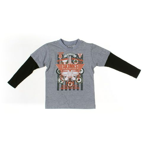 Akademiks Shirt in size 4/4T at up to 95% Off - Swap.com