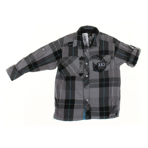 Akademiks Shirt in size 5/5T at up to 95% Off - Swap.com