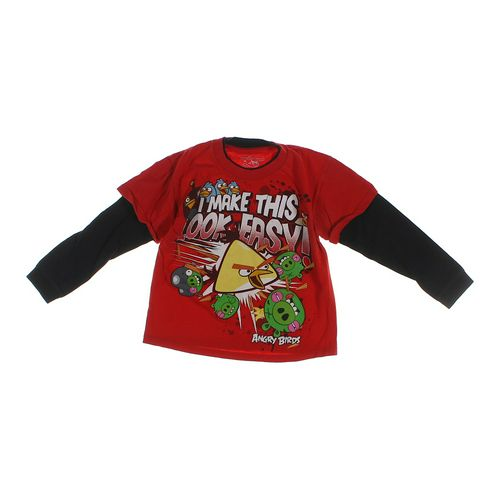 Angry Birds Shirt in size 12 at up to 95% Off - Swap.com