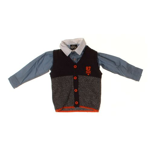 Boys Rock Shirt in size 18 mo at up to 95% Off - Swap.com