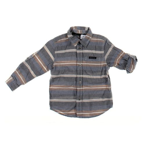 Calvin Klein Shirt in size 4/4T at up to 95% Off - Swap.com