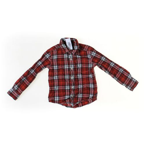 Carter's Shirt in size 4/4T at up to 95% Off - Swap.com