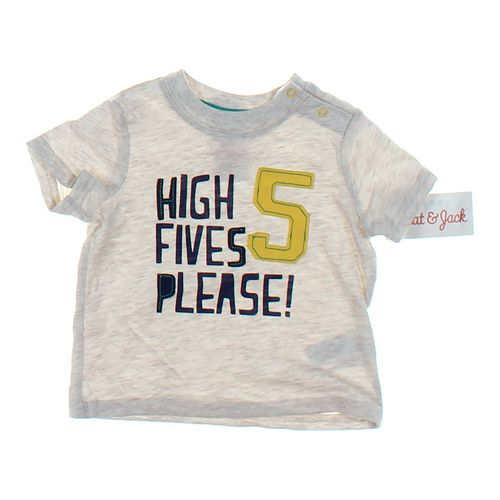 Cat & Jack Shirt in size 3 mo at up to 95% Off - Swap.com