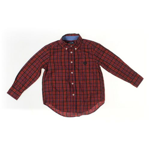 Chaps Shirt in size 4/4T at up to 95% Off - Swap.com