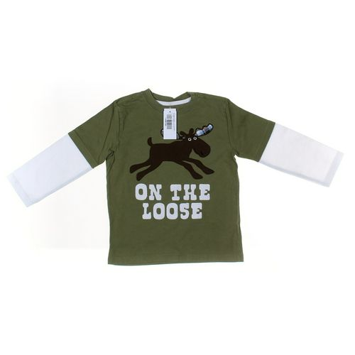Crazy 8 Shirt in size 4/4T at up to 95% Off - Swap.com