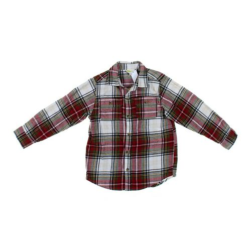 Crazy 8 Shirt in size 5/5T at up to 95% Off - Swap.com