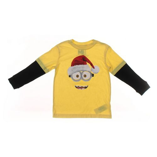 Despicable Me Shirt in size 4/4T at up to 95% Off - Swap.com