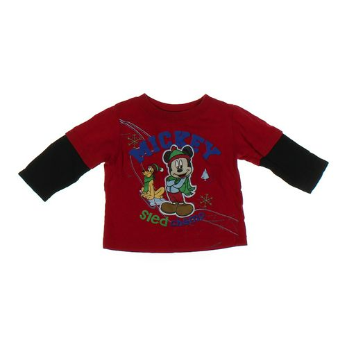 Disney Shirt in size 12 mo at up to 95% Off - Swap.com