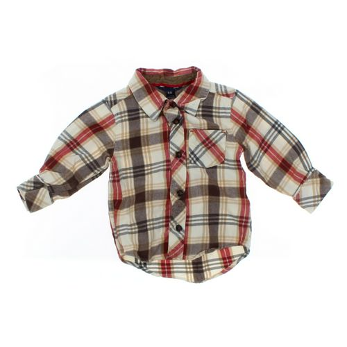 Gap Shirt in size 18 mo at up to 95% Off - Swap.com