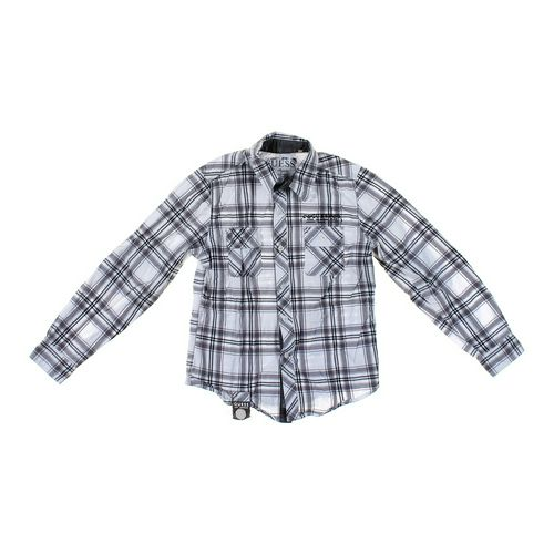 GUESS Shirt in size 12 at up to 95% Off - Swap.com