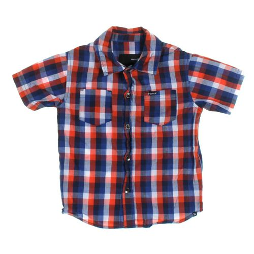 Hurley Shirt in size 4/4T at up to 95% Off - Swap.com