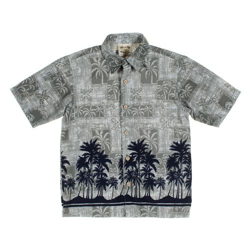 Island Traders Shirt in size 12 at up to 95% Off - Swap.com