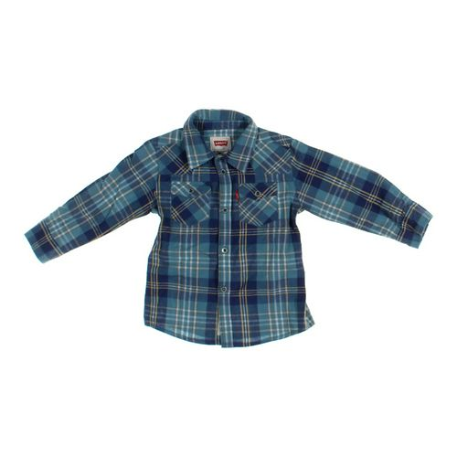 Levi's Shirt in size 18 mo at up to 95% Off - Swap.com