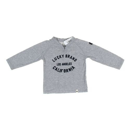 Lucky Brand Shirt in size 2/2T at up to 95% Off - Swap.com