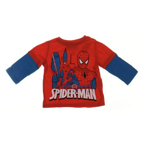 Marvel Shirt in size 2/2T at up to 95% Off - Swap.com