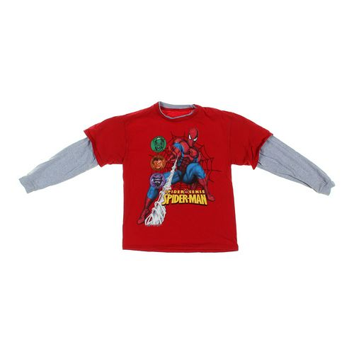 Marvel Shirt in size 8 at up to 95% Off - Swap.com