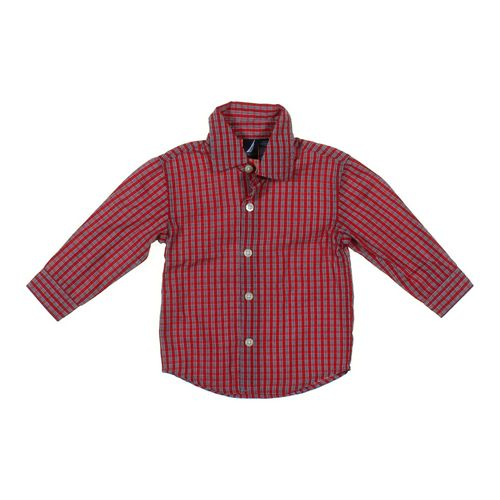 Nautica Shirt in size 12 mo at up to 95% Off - Swap.com